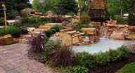 Custom Pools and Waterfalls by Black Ckeek Canyon